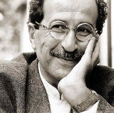 Rafik Schami im Portrait