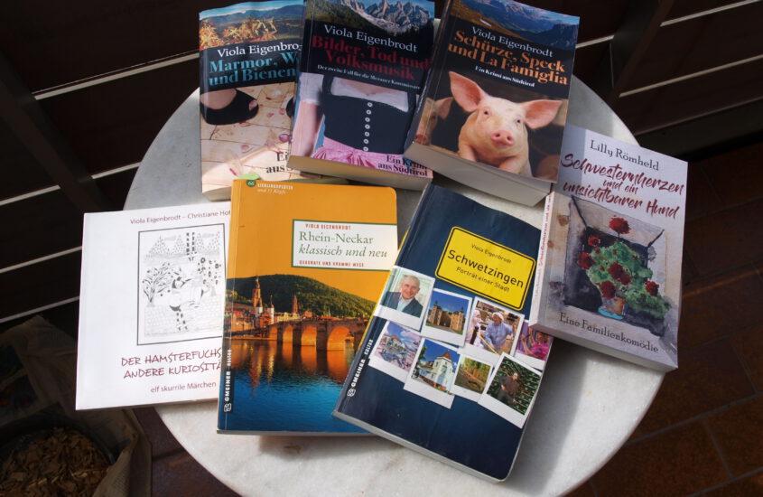 Einige meiner Bücher
